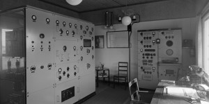 JOENSUU BROADCASTING STATION, EQUIPMENT MADE IN YLEISRADIO'S WORKSHOP IN HELSINKI, 1938